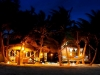 huts-at-night