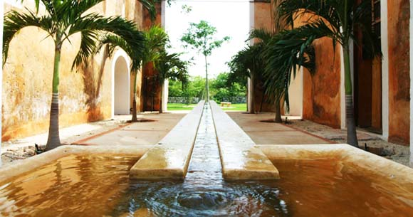Luxury Hacienda Spa Getaway
