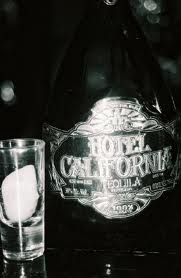 tequila hotel california